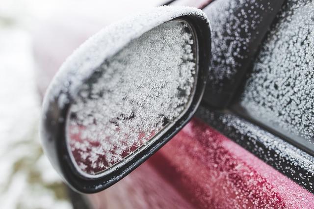 componentes que fallan con el frío