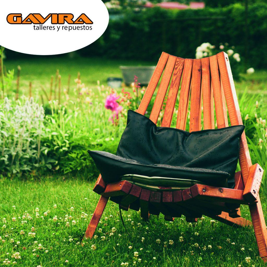 cuidar jardin en verano
