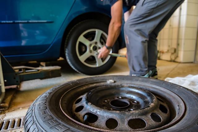 Revisión neumáticos